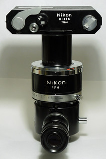 Nikon M-35S with PFM Microscope Adapter | by P F McFarland
