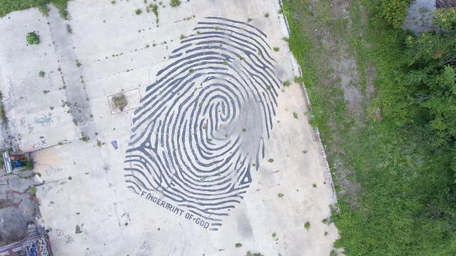 Fingerprint of God