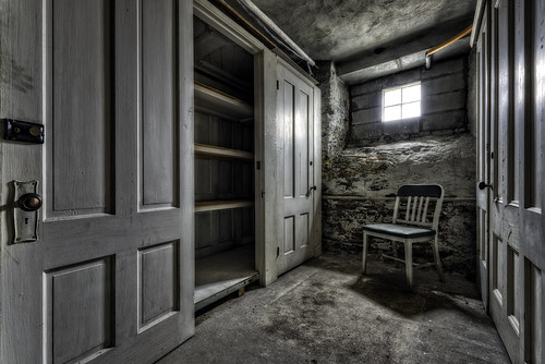 The basement | by Frank C. Grace (Trig Photography)