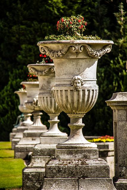 Ireland - Enniskerry - Powerscourt Gardens