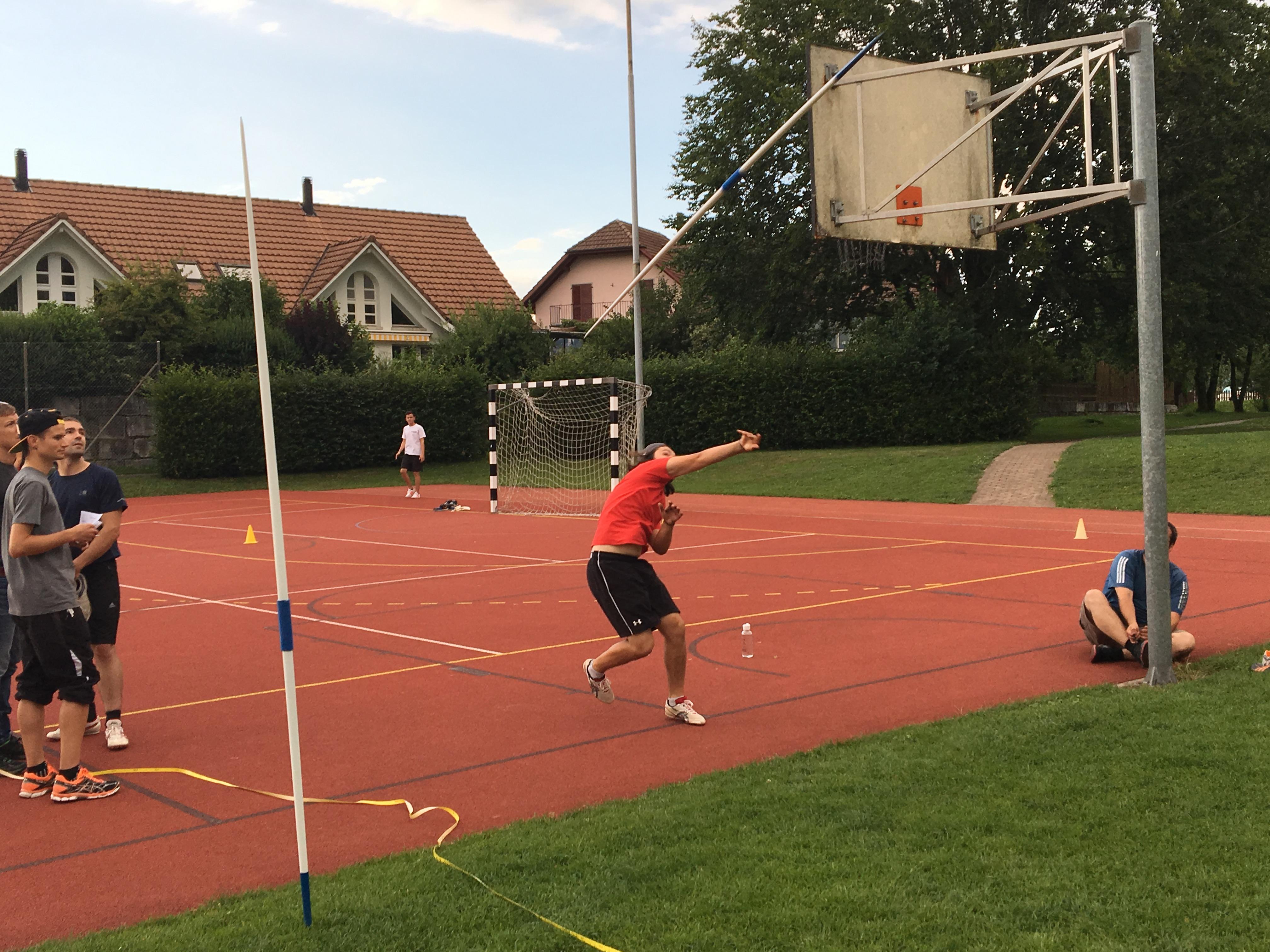 2017 Rangturnen Leichtathletik