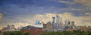 Twin Cities Sky Line | by ronphoto2009
