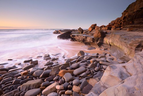 aus australia cookshill newsouthwales nikond750 nikon1635mmf4 seascape nudistbeach sunrise