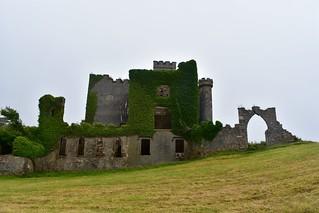 Clifden Castle | by tijsopreis