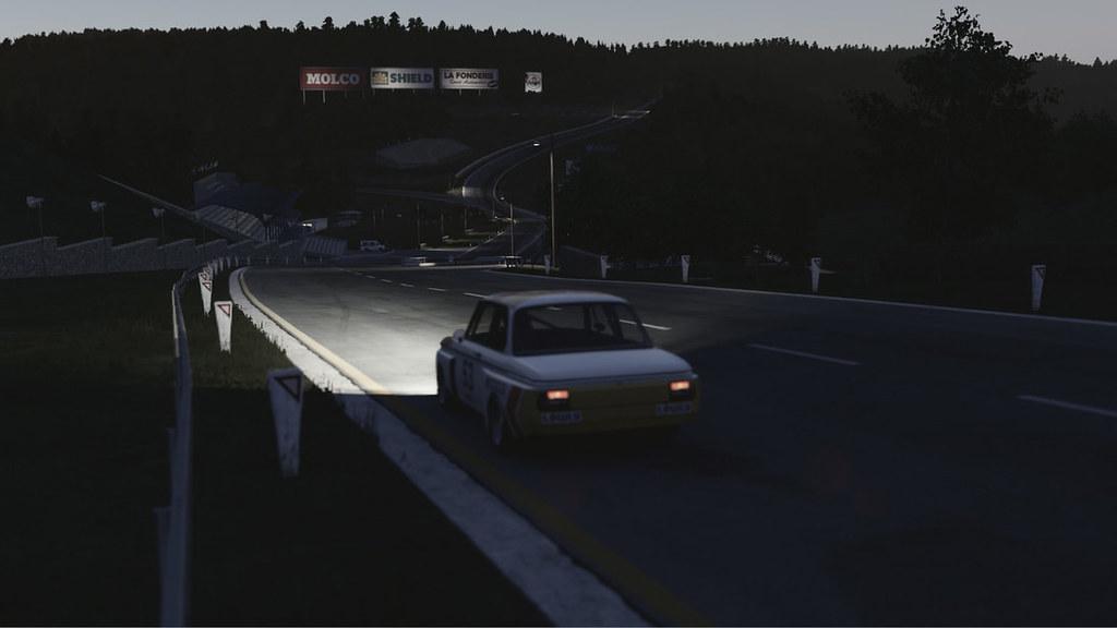 Pcars 2 Classic Spa 7