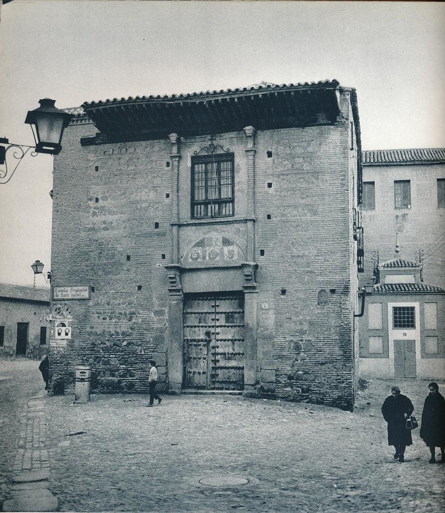 Toledo hacia 1967 por Marc Flament.