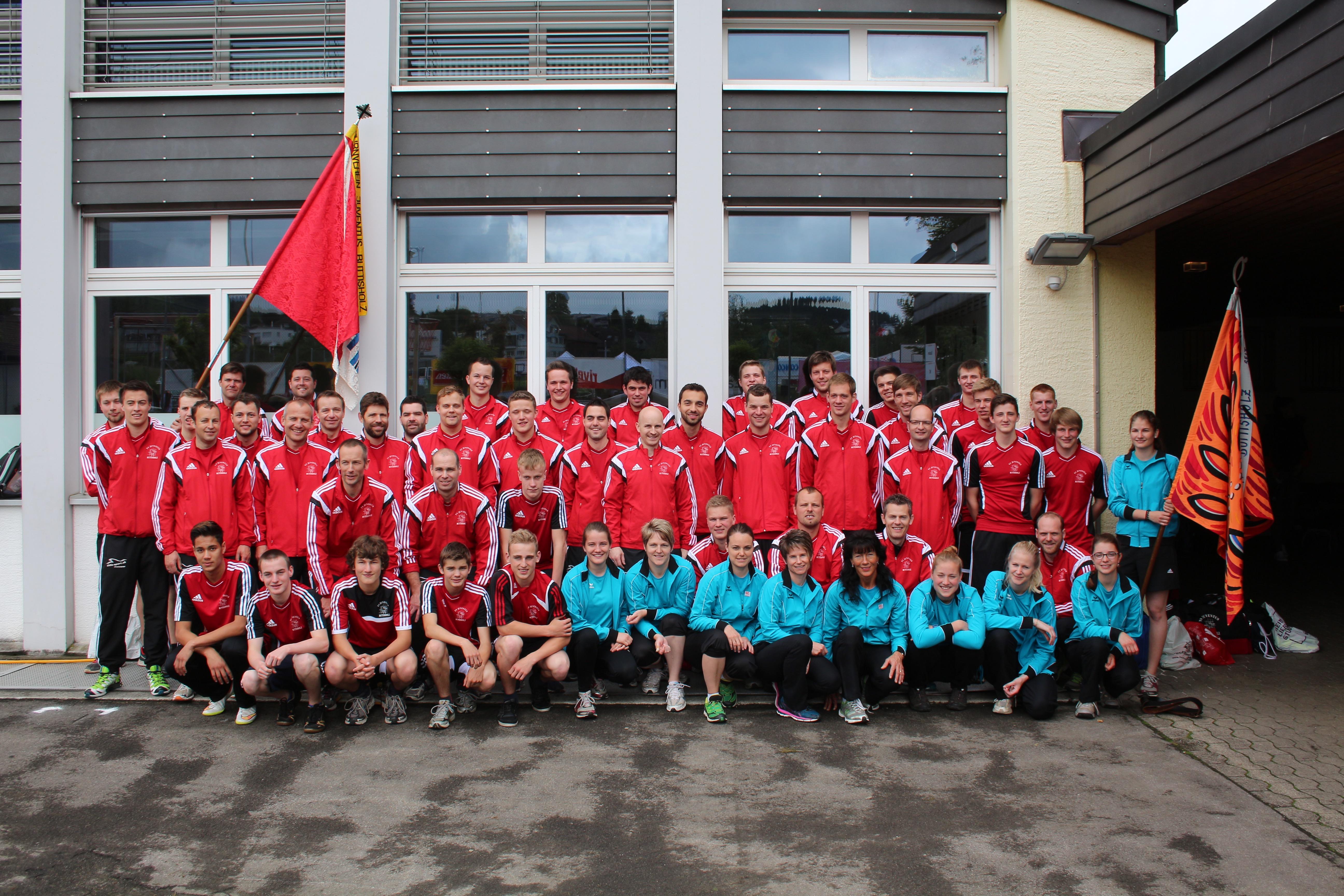2016 Sportfest Andwil-Arnegg