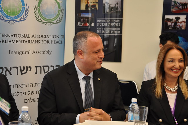 Israel-2017-06-21-Parliamentarians Association Launched in Israel