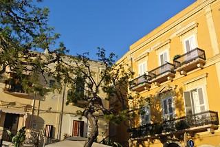 Accanto al castello Normanno-Svevo a Bari | by Emilia Lives Life
