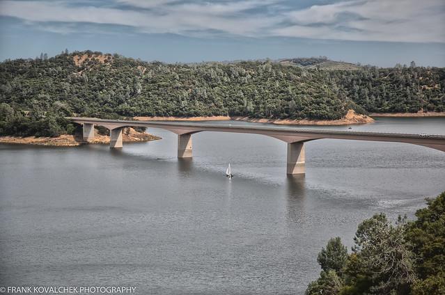 Cool bridge along CA 49