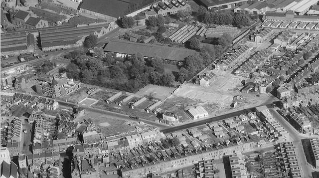 Deptford, London SE8 - 1947