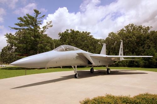 F-15C Eagle - Arnold A.F.B.