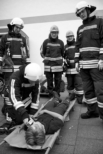 Feuerwehrübung Welper L1009568