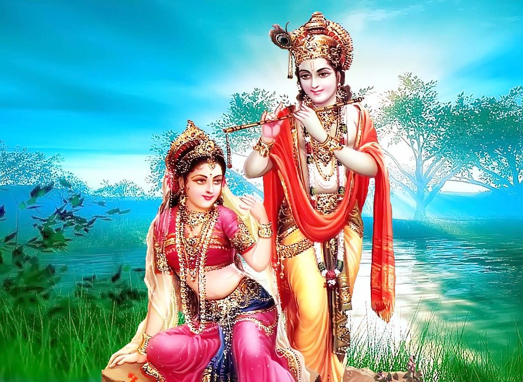 Radha-krishna-Love   krishna photo   Flickr