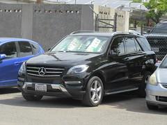 Mercedes-Benz M-Class (Jamaica)