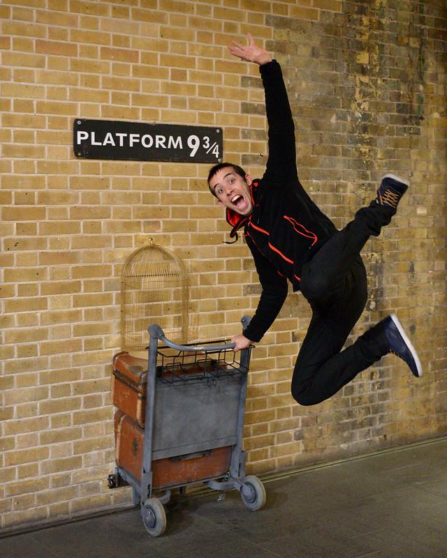 Estudios Harry Potter