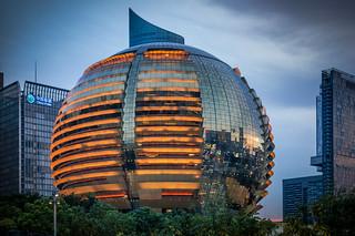 InterContinental Hotel by yc4646