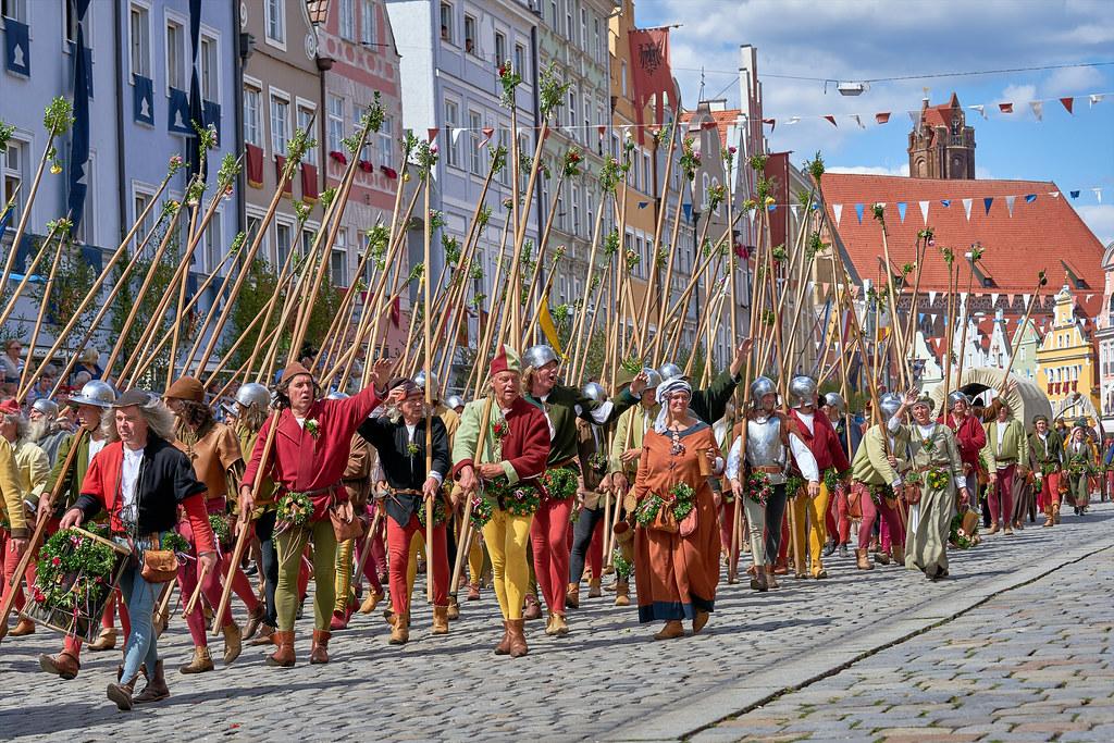 Landshuter Hochzeit The Landshut Wedding Die