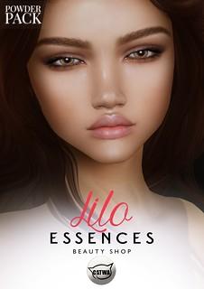 Essences x Powder Pack July (Catwa) | by Mister Lambert