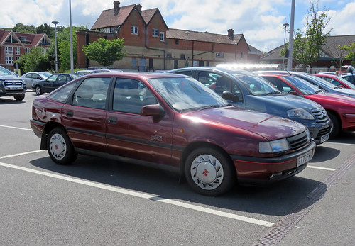 1989 Vauxhall Cavalier 2.0 SRi | by Spottedlaurel