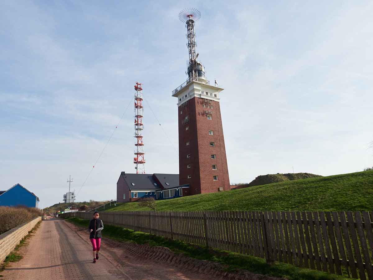 Island Helgoland | Germany | April 2017