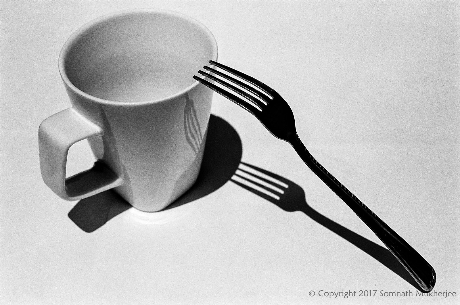The Fork and The Cup | Englewood, CO | July, 2017 by Somnath Mukherjee Photoghaphy