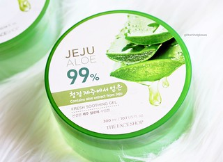 The Face Shop Jeju Aloe Fresh Soothing Gel3 | by <Nikki P.>