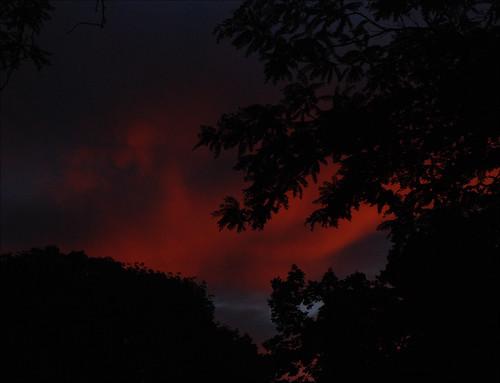 jrneziolphotography nikon nikoncamera nikondslr nikond80 nature sunset bloodredsky sky dusk night interesting brantford beautiful lowkey outdoor odd