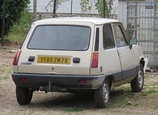 Renault 5   by Spottedlaurel