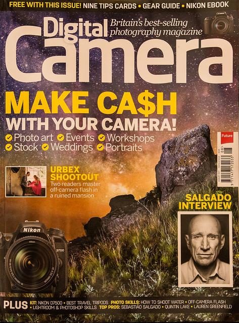 August 2017 Issue of Digital Camera Magazine