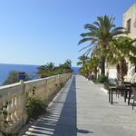 Santo Stefano di Camastra: viale delle Palme