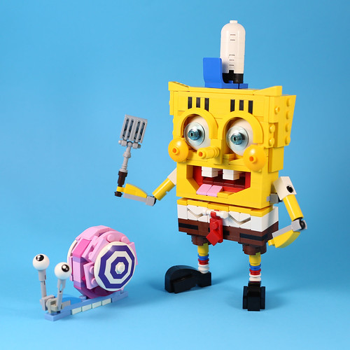 SpongeBob & Gary