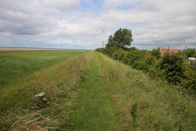 The Humber near Sunk Island