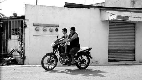 Hijo y padre