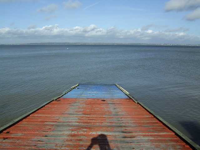 Jetty at Allhallows-on-Sea