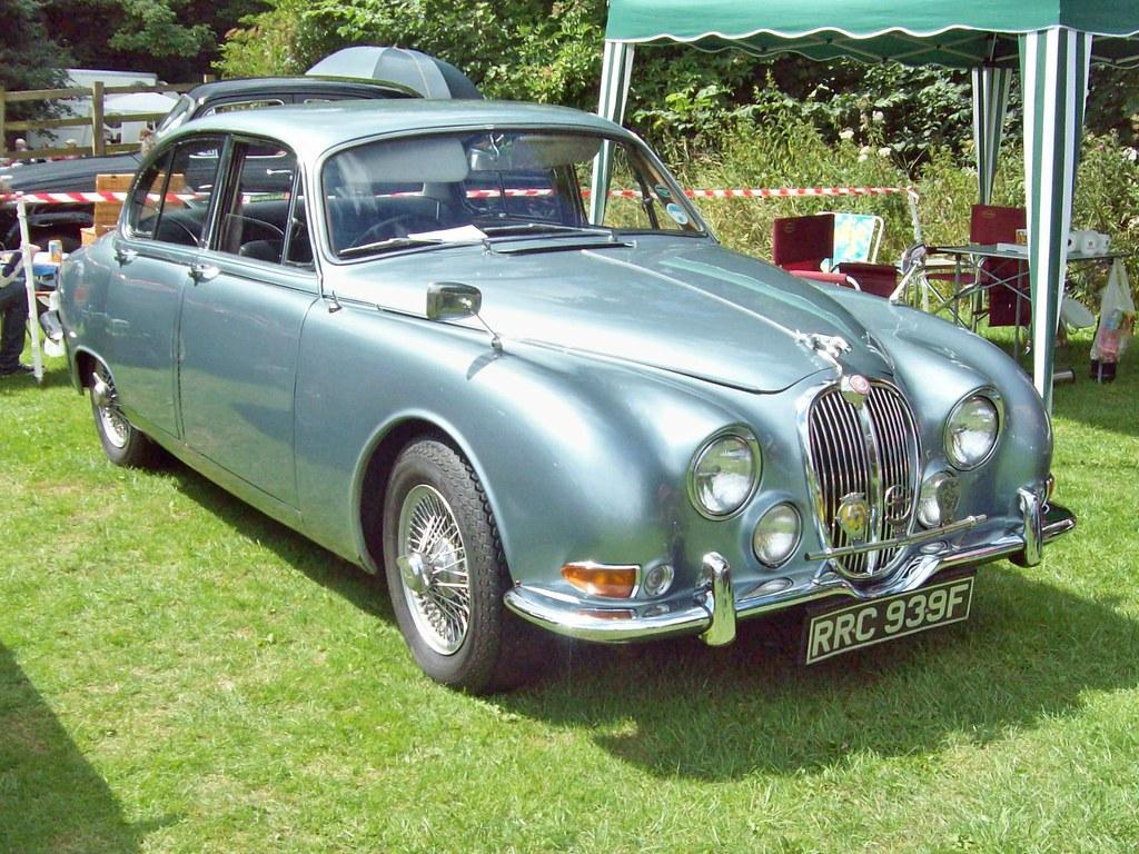 Jaguar 1968 S Type