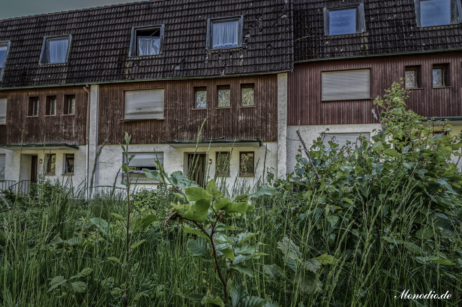 Kindersanatorium Wohnheim