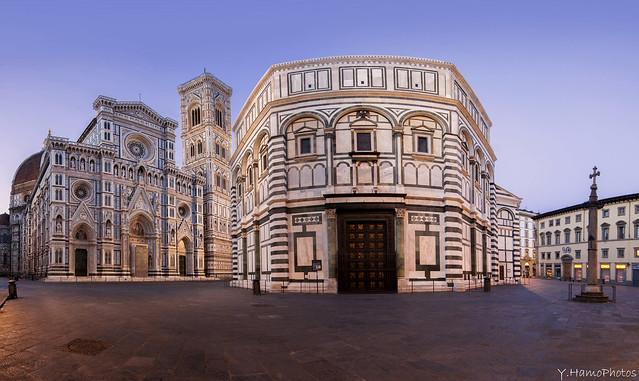 Piazza Dell Duomo-Firenze
