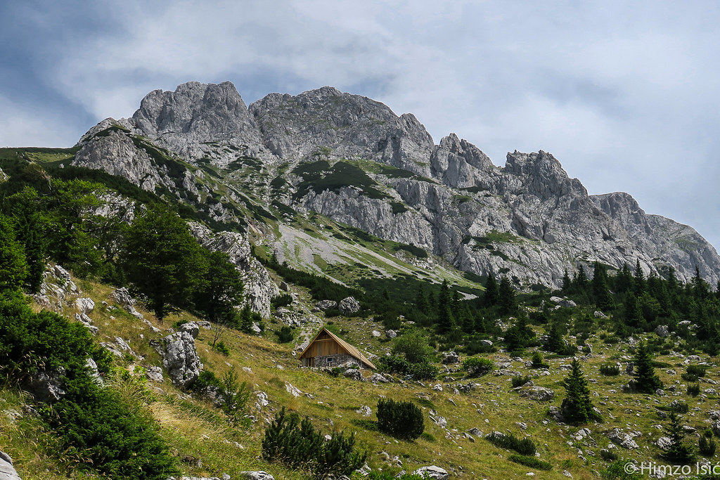 Maglić mountain, Bosnia and Herzegovina