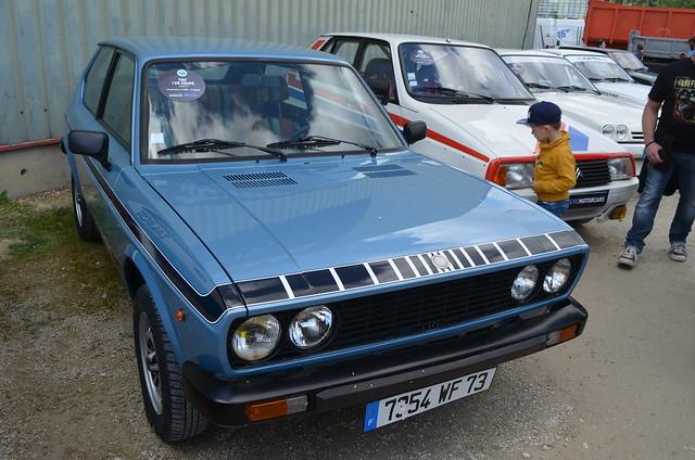 Fiat 128 Coupé 1979