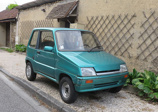 Chatelaine Microcar | by Spottedlaurel