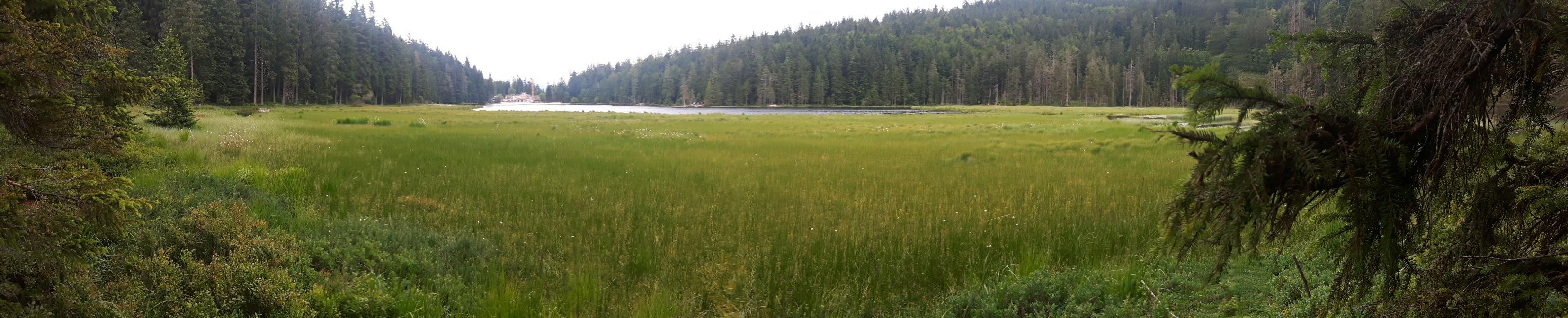 Jezero Velký Javor
