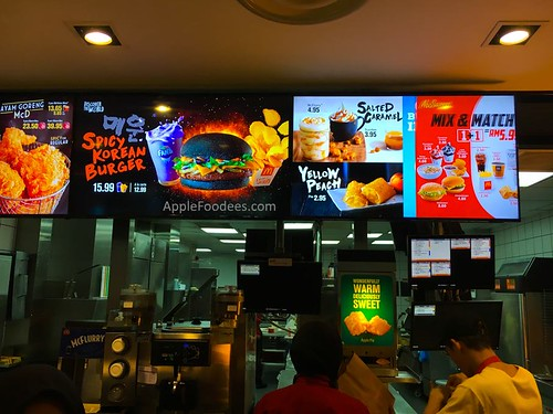 mcdonalds-restaurant-counter | by AppleFoodees
