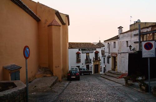 ronda andalucía spain es 2015 architecture door renaissance road town window