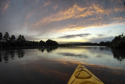gopro arkansas kayak