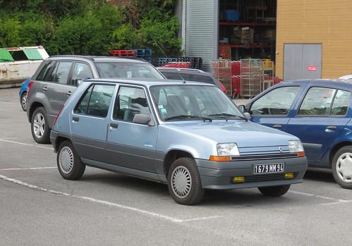 Renault 5 Saga | by Spottedlaurel