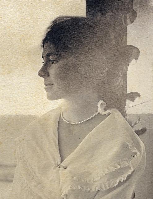 Constance Grenelle Wilcox viewing LI Sound