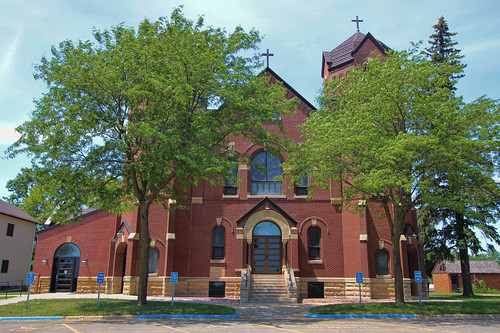 St. John Cantius Catholic Church - Wilno, MN