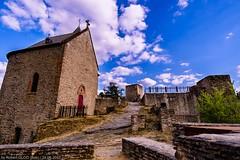 Château d'Esch-sur-Sûre - Chapelle du château