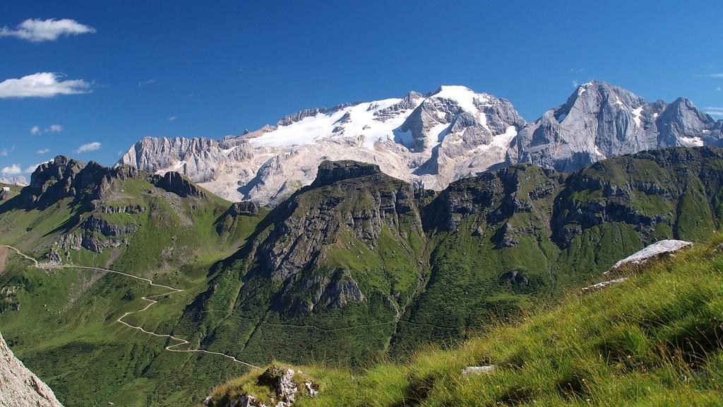 Marmolada (3343 mt) - Italy